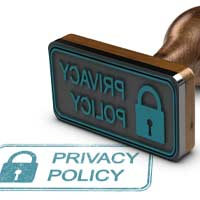 insurance privacey policy california